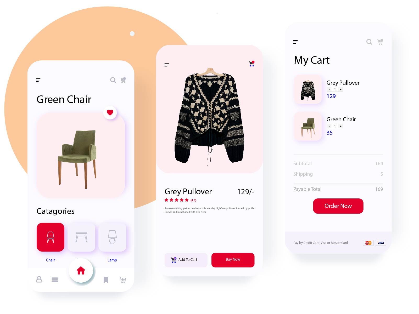 sell your product and services online using an ecommerce shop from Anzili